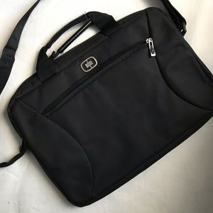 Ogio black computer bag